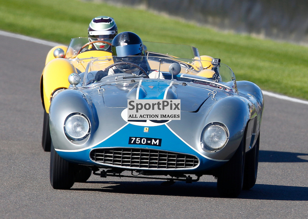 GOODWOOD REVIVAL..... (25) Carlos Monteverde competing in the Lavant Cup ..(c) STEPHEN LAWSON | SportPix.org.uk