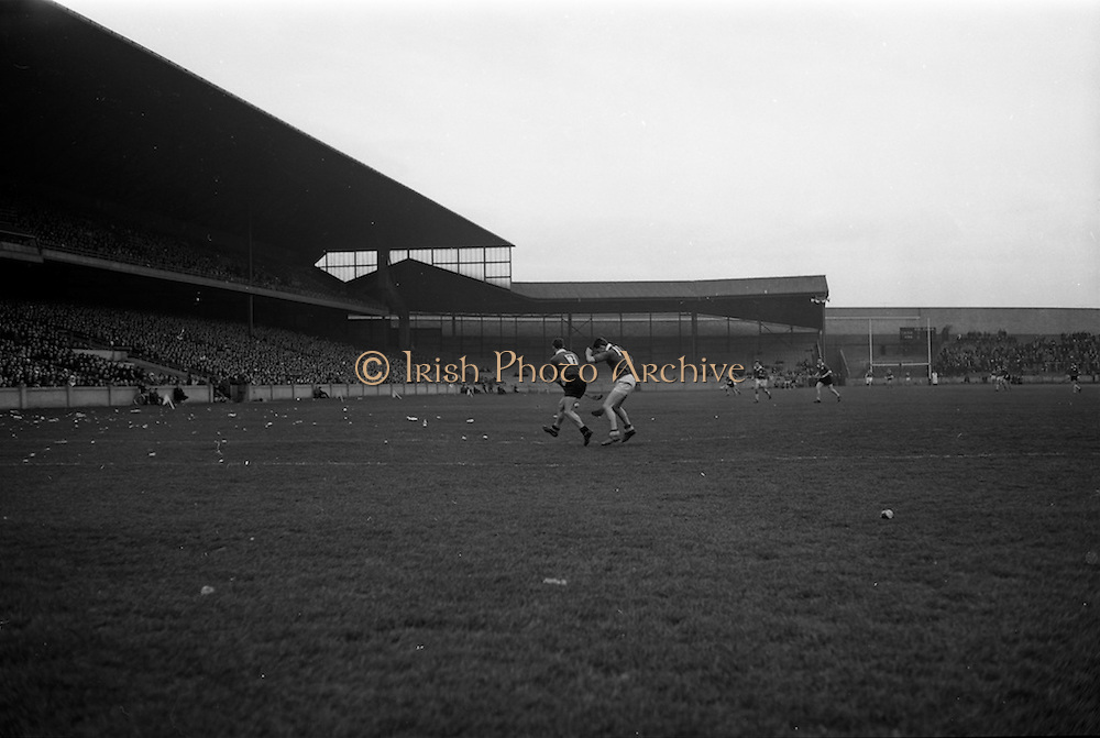 17/03/1967<br /> 03/17/1967<br /> 17 March 1967<br /> Railway Cup Final: Munster v Leinster at Croke Park, Dublin.