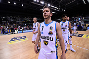 Diener Travis<br /> FIAT Torino - Vanoli Basket Cremona<br /> Lega Basket Serie A 2018-2019<br /> Torino 28/04/2019<br /> Foto M.Matta/Ciamillo & Castoria