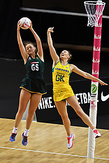 South Africa v Australia - Vitality Netball International Series - 13 January 2019