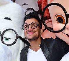 FEB  01 2014 Mr Peabody And Sherman 3D VIP gala screening