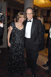 The EARL & COUNTESS OF MARCH at the Feast of Albion a sumptious locally-sourced banquet in aid of The Soil Association held at The Guildhall, City of London on 12th March 2008.<br />