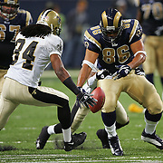 2005 Saints at Rams