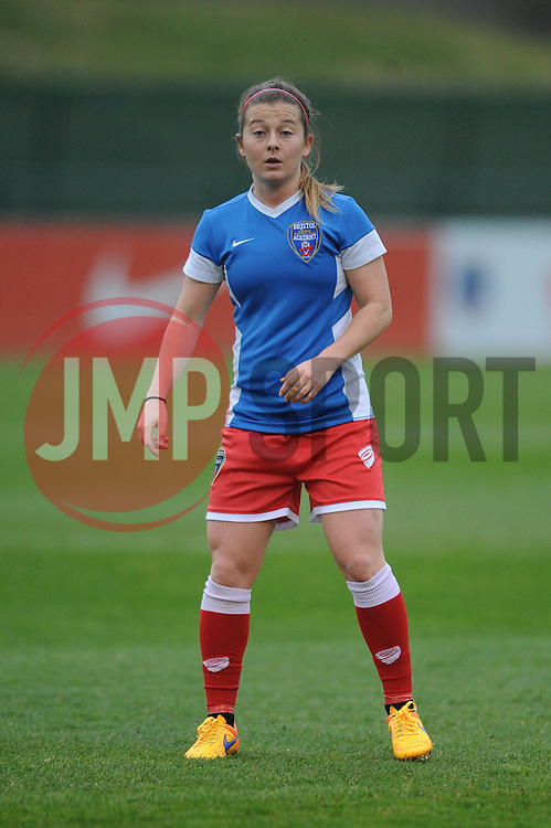 Bristol Academy Womens' Christine Murray - Photo mandatory by-line: Dougie Allward/JMP - Mobile: 07966 386802 - 02/04/2015 - SPORT - Football - Bristol - SGS Wise Campus - BAWFC v Chelsea Ladies - Womens Super League