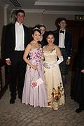 The 171 st Royal Caledonian Ball 2019, Grovenor House, Park Lane, London. 3 May 2019