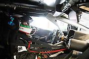 January 24-28, 2018. IMSA Weathertech Series ROLEX Daytona 24. 19 GRT Grasser Racing Team, Lamborghini Huracan GT3, Louis Machiels