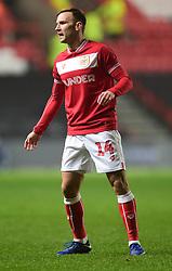Andreas Weimann of Bristol City - Mandatory by-line: Alex James/JMP - 05/01/2019 - FOOTBALL - Ashton Gate Stadium - Bristol, England - Bristol City v Huddersfield Town - Emirates FA Cup third round proper