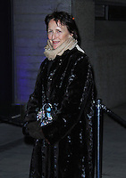 Fiona Shaw, Fast Forward - NT Fundraising Gala, National Theatre, London UK, 04 March 2015, Photo By Brett D. Cove