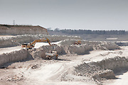 chalk quarry mine mining extraction minerals industry