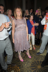 RUTH ROGERS owner and co-founder of The River Cafe at the Tatler Restaurant Awards 2011 held at the Langham Hotel, Portland Place, London on 9th May 2011.