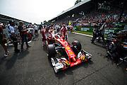 September 4, 2016: Kimi Raikkonen (FIN), Ferrari , Italian Grand Prix at Monza