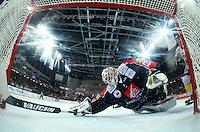 Miitch O'Keefe - 25.01.2015 - Rouen / Amiens - Finale Coupe de France 2015 de Hockey sur glace<br /> Photo : Xavier Laine / Icon Sport