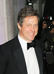 © Licensed to London News Pictures. Hugh Grant  attending the London Evening Standard Theatre Awards at the The Savoy Hotel in London, UK on 17 November 2013. Photo credit: Richard Goldschmidt/PiQtured/LNP
