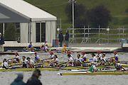 Poznan, POLAND.  2006, FISA, Rowing World Cup the   'Malta Regatta course;  Poznan POLAND, Sat. 17.06.2006. © Peter Spurrier   ....[Mandatory Credit Peter Spurrier/ Intersport Images] Rowing Course:Malta Rowing Course, Poznan, POLAND