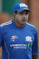 Robin Singh Head Coach during the Mumbai Indians training session held at Kingsmead Stadium in Durban on the 15 September 2010..Photo by: Steve Haag/SPORTZPICS/CLT20.