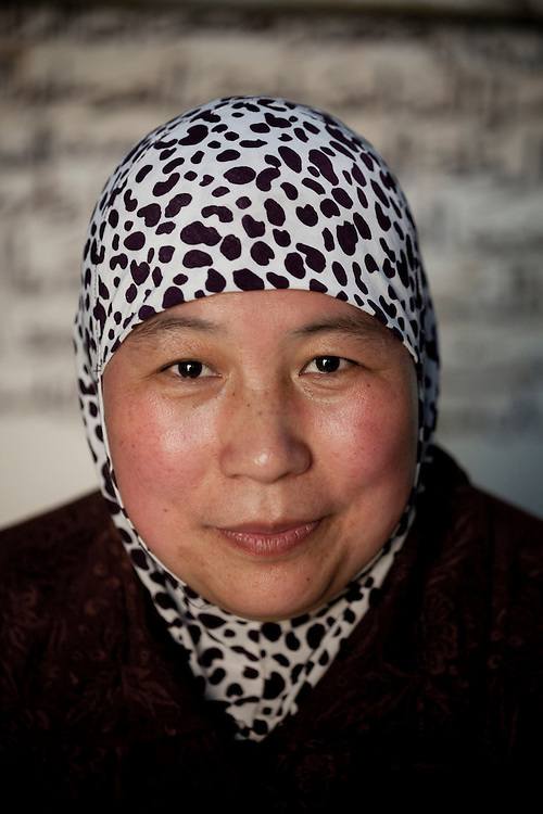 Yao Baoxia studied to become an imam for four years, after being laid off from her job as a factory worker. First she studied under a female imam, then with a male imam alongside male students.<br /> <br /> For 14 years, Yao has been a female imam, or ahong as they are called here, a word derived from Persian.