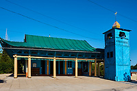Kirghizistan, province de Issyk Koul, ville de Karakol, mosquée Dungan // Kyrgyzstan, Issyk Kul province, Karakol city, Dungan Mosque