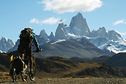 Bicycle Tour - Fitz Roy Massif - Argentina