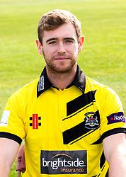 Ian Cockbain of Gloucestershire Cricket poses for a headshot in the NatWest T20 Blast kit - Mandatory by-line: Robbie Stephenson/JMP - 04/04/2016 - CRICKET - Bristol County Ground - Bristol, United Kingdom - Gloucestershire  - Gloucestershire Media Day