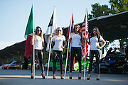 August 21-23, 2015 - Lamborghini Super Trofeo at VI. Rounds 4,5,6 - Lamborghini grid girls