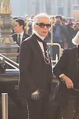 Paris - Chanel Arrivals At The Ritz Hotel - 06 Dec 2016