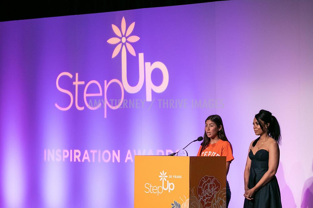 Step Up Teen Romina and Regina Hall