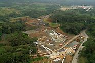 Devastacion fragmentación boscosa
