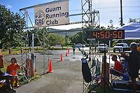Guam Running Club Feb 2014 43rd Marathon