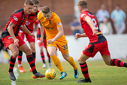Livingston Jack Hamilton. Livingston 1 v 0 Annan Athletic, Scottish League Cup Group F, played 21/7/2018 at Prestonfield, Linlithgow.