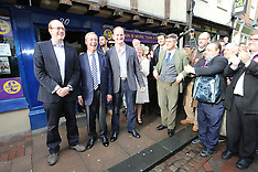 OCT 11 2014 Nigel Farage in Rochester