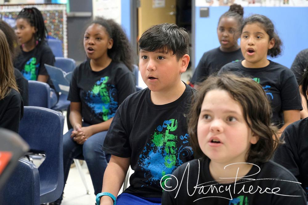 River Gate select choir