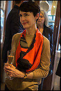 BRONWYN HOGAN, Dinosaur Designs launch of their first European store in London. 35 Gt. Windmill St. 18 September 2014