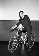 Seamus O'Hanlon, winner of Rás Tailteann, the annual eight day international cycling stage race.<br />