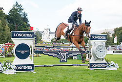 Thomsen Peter, (GER), Horseware's Barny<br /> Longines FEI European Eventing Chamionship 2015 <br /> Blair Castle<br /> © Hippo Foto - Jon Stroud