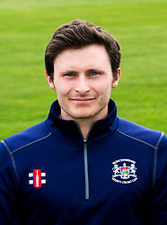 for Gloucestershire CCC pose for a headshot - Mandatory by-line: Robbie Stephenson/JMP - 04/04/2016 - CRICKET - Bristol County Ground - Bristol, United Kingdom - Gloucestershire  - Gloucestershire Media Day