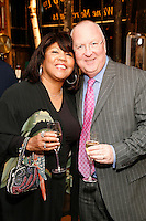 Linda & Neil Warnock