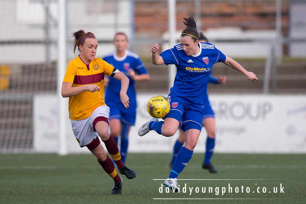 - Forfar Farmington v Motherwell in SBSSWPL1 at Station Park, Forfar <br /> <br />  - &copy; David Young - www.davidyoungphoto.co.uk - email: davidyoungphoto@gmail.com