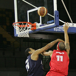 Glasgow Rocks v Bristol Flyers | British Basketball League | 9 November 2014