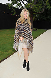 VIOLET HENDERSON at the annual Serpentine Gallery Summer Party sponsored by Burberry held at the Serpentine Gallery, Kensington Gardens, London on 28th June 2011.