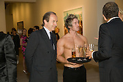 SIMON DE PURY, Mario Testino: Obsessed by You -  private view<br />