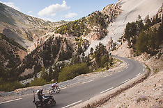 Tour De France Stage 18 Briancon to Izoard July 20th