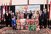 47th #ASEAN Day Reception hosted by Ambassador Budi Bowoleksono to Indonesia.<br />