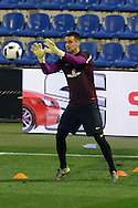 Tom Heaton of England during the England Training at Estadio Jos&eacute; Rico P&eacute;rez, Alicante<br /> Picture by Paul Chesterton/Focus Images Ltd +44 7904 640267<br /> 12/11/2015