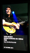 Steve Hackett - Place des Arts - 2013