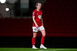 Flo Allen of Bristol City - Mandatory by-line: Ryan Hiscott/JMP - 17/02/2020 - FOOTBALL - Ashton Gate Stadium - Bristol, England - Bristol City Women v Everton Women - Women's FA Cup fifth round