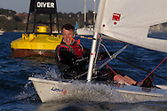 ENGLAND, Poole. 1st May 2013. Parkstone Yacht Club, Wednesday evening racing.