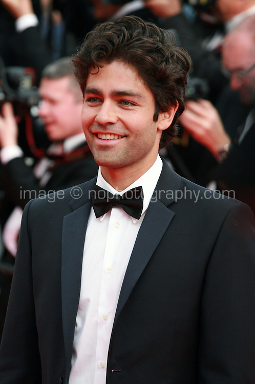 Adrian Grenier at The Search gala screening red carpet at the 67th Cannes Film Festival France. Tuesday 20th May 2014 in Cannes Film Festival, France.