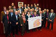 Ondertekening Fries Bestuursakkoord Waterketen