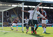 Burnley v Manchester United 230417