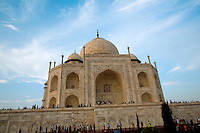 Scenes from the Taj Mahal in Agra india Nov. 16, 2006 agra India.    (photo by Darren Hauck)